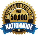 50,000 Satisfied Customers