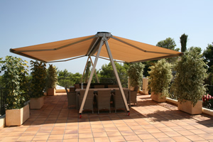 Freestanding Awnings