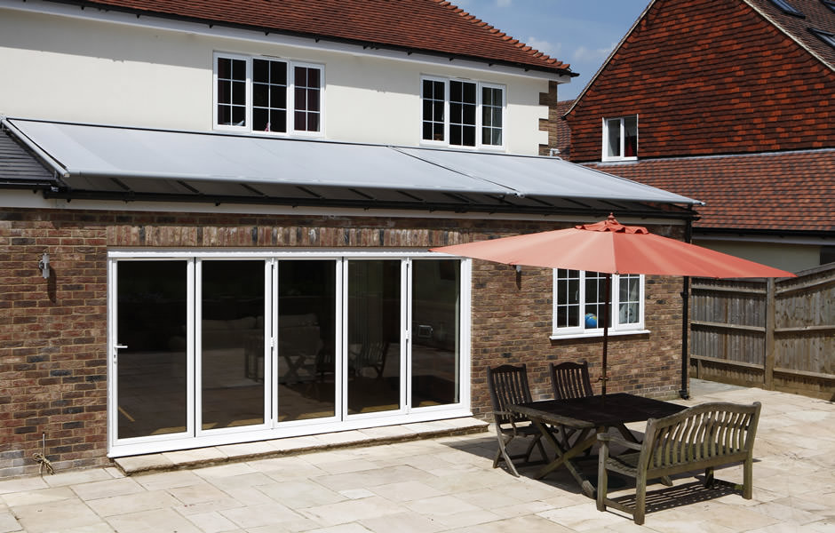 Exterior Conservatory Roof Blind