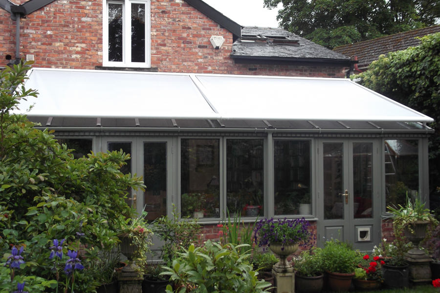 External Conservatory Blind - Extended
