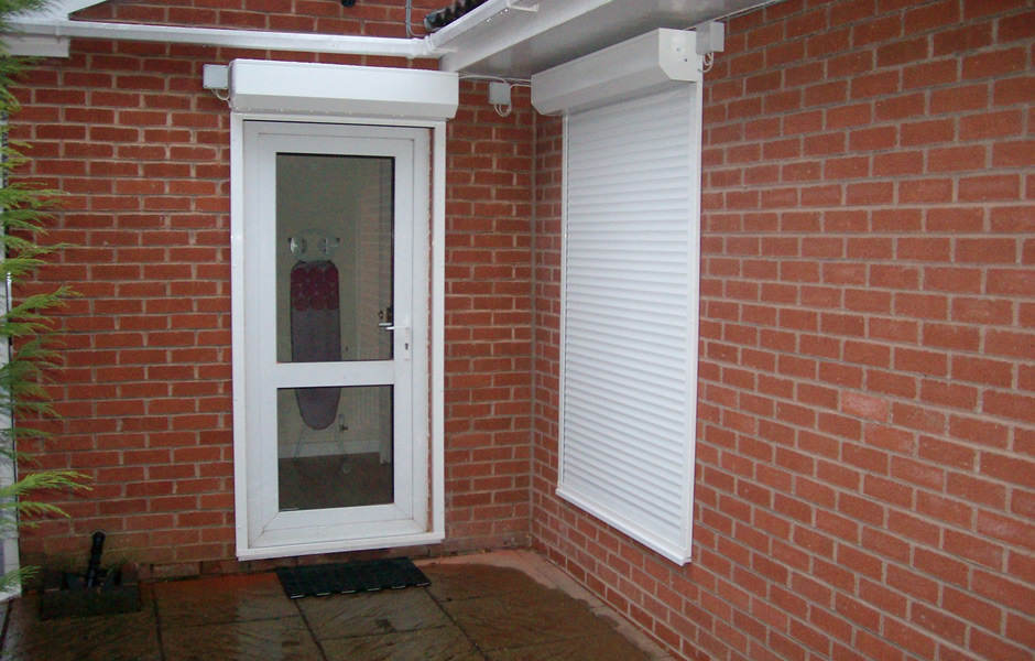 Window and Door Roller Shutters