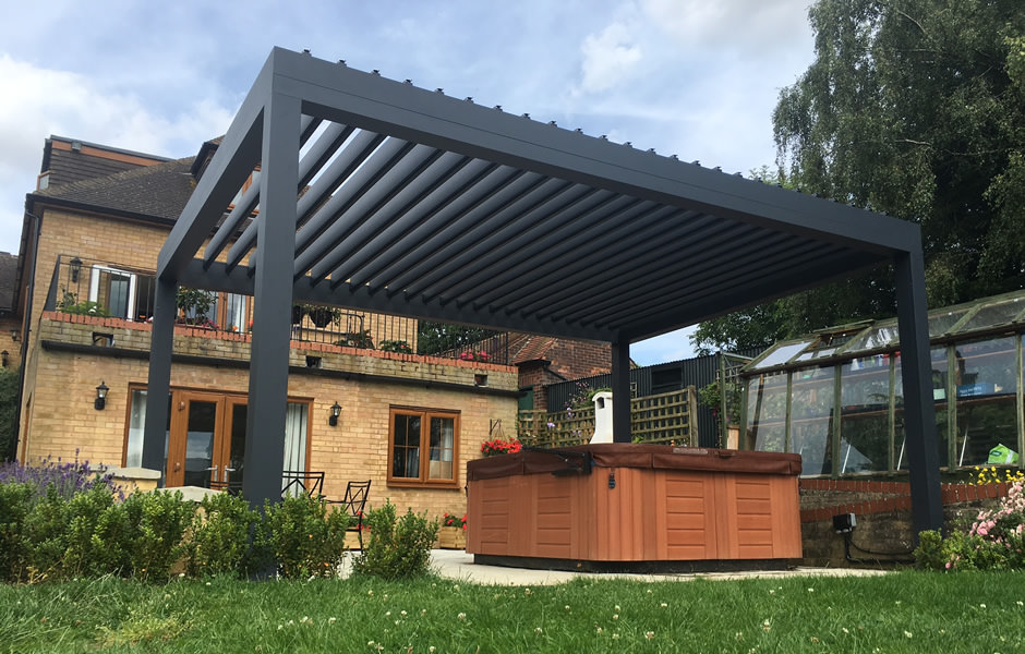 Terrace Roof Systems
